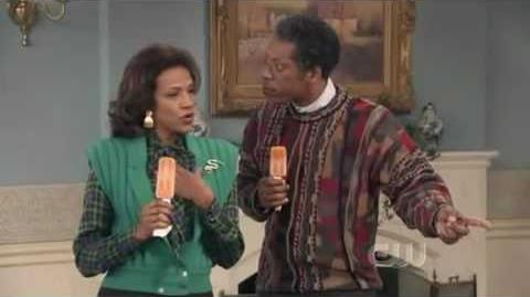 Everybody Hates Chris - Cosby Show Parody