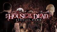 House of the Dead Scarlet Dawn Sega Amusements