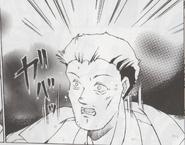 Rogan in hotd manga