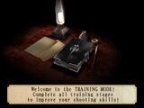 Training Mode (Vampire Night)