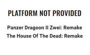 FE schedule of premieres