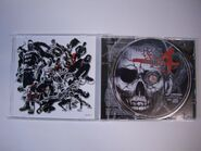 CD for The House of the Dead 4 OST