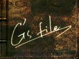 G's file
