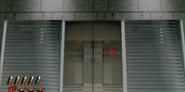 Headquarters Atrium CEO Doors