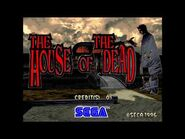 The House of the Dead OST - Theme of the Magician (Alternate) - Arcade Ver