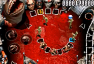 Boss Stage for Cemetery from The Pinball of the Dead
