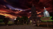 Loading screen curien mansion outer forest