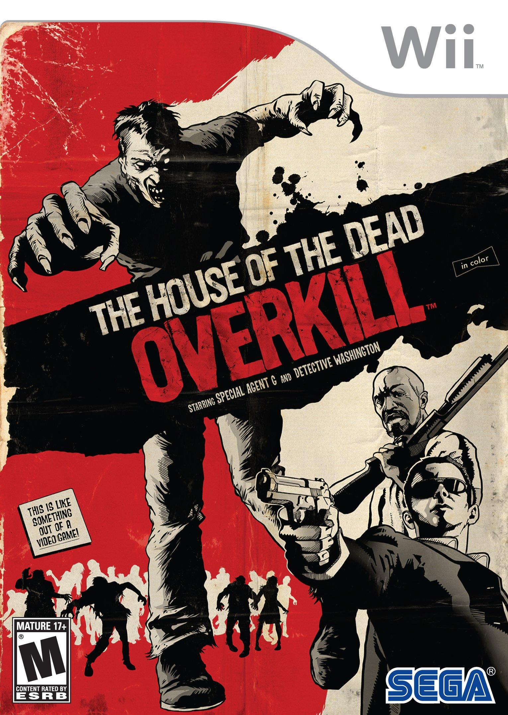 house of the dead overkill logo
