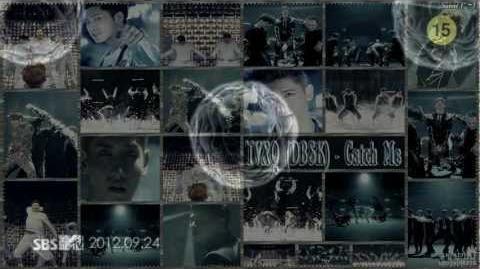 TVXQ (DBSK) - Catch Me Full MV k-pop german sub