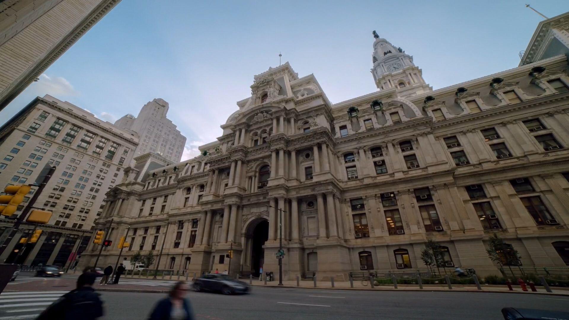 Palacio de Justicia de Filadelfia