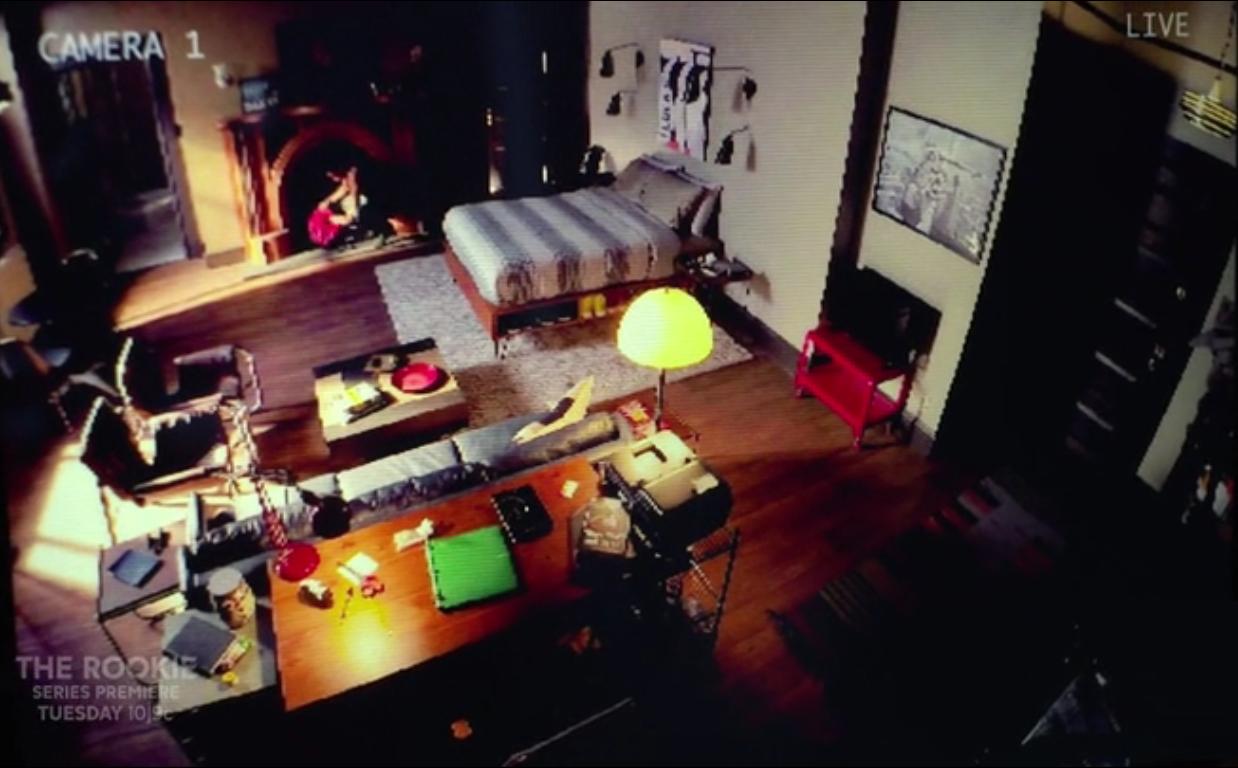 Apartamento de Rebecca
