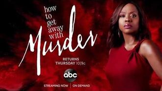 """How to Get Away with Murder 5x09 Promo """"He Betrayed Us Both"""" (HD) Season 5 Episode 9 Promo-0"""