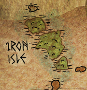 Île de Fer-Carte