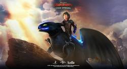 Cliquez ici pour voir plus d'images de Dragons : Titan Uprising.