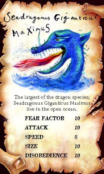 Dragonus Oceanus Gigantus