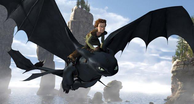 Galerie : Dragons (film)