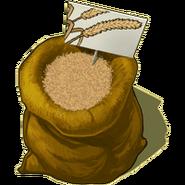 Weizensamen