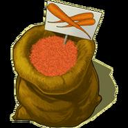 Karottensamen