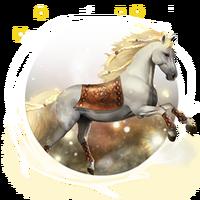Mythologische Pferde