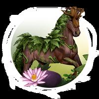 Pferde des Pflanzenreichs