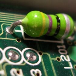 How to identify inductor markings