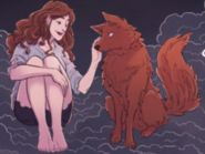 Ginger's Werewolf Headspace Comic