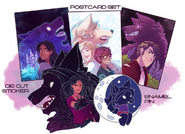 Kickstarter1 Physical Rewards