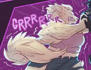 Aubrey Werewolf vs tom