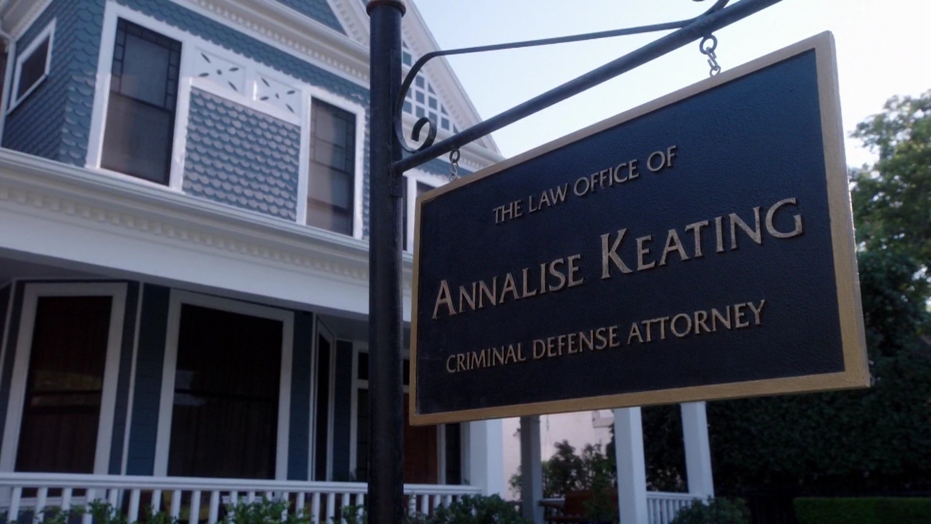 Annalise Keating's Law Office