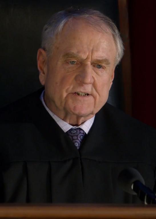 Justice Strickland