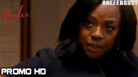 How to Get Away with Murder 5x09 Trailer Season 5 Episode 9 Promo Preview HD