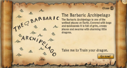 Click here to view more images from Barbaric Archipelago (Books).