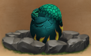 Coppertop Egg