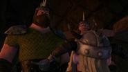 The Dragon Hunters look at Tuffnut