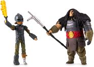 Hiccup Drago Toy 2