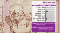 World of Dragons - Shovelhelm