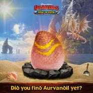 ROB-Aurvandil Egg Ad