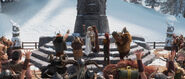 THW-Astrid, Astrid's Parents, Eret, Fishlegs, Gobber, Hiccup, Ruffnut, Snotlout, Tuffnut, Valka