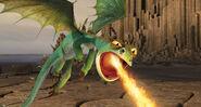 Dragon firetype terribleterror