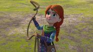 HA - Leyla twirling some rope