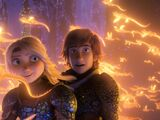 Gallery: Astrid and Hiccup's Relationship / How to Train Your Dragon: The Hidden World