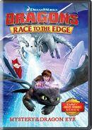Dragons race To the Edge - Mystery of the Dragon Eye dvd