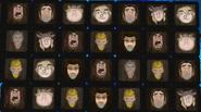 SOD-Maze Face Tiles