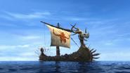 Savage's ship 11