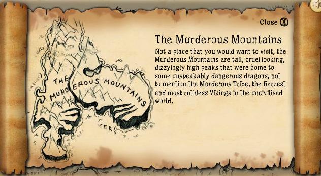Murderous Island