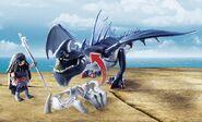 Drago Thunderclaw Toy 2