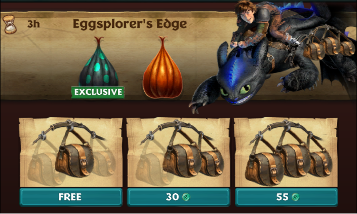 Eggsplorer's Edge