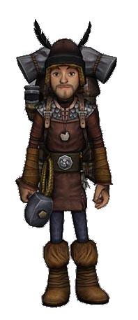 Skulder the Archaeologist