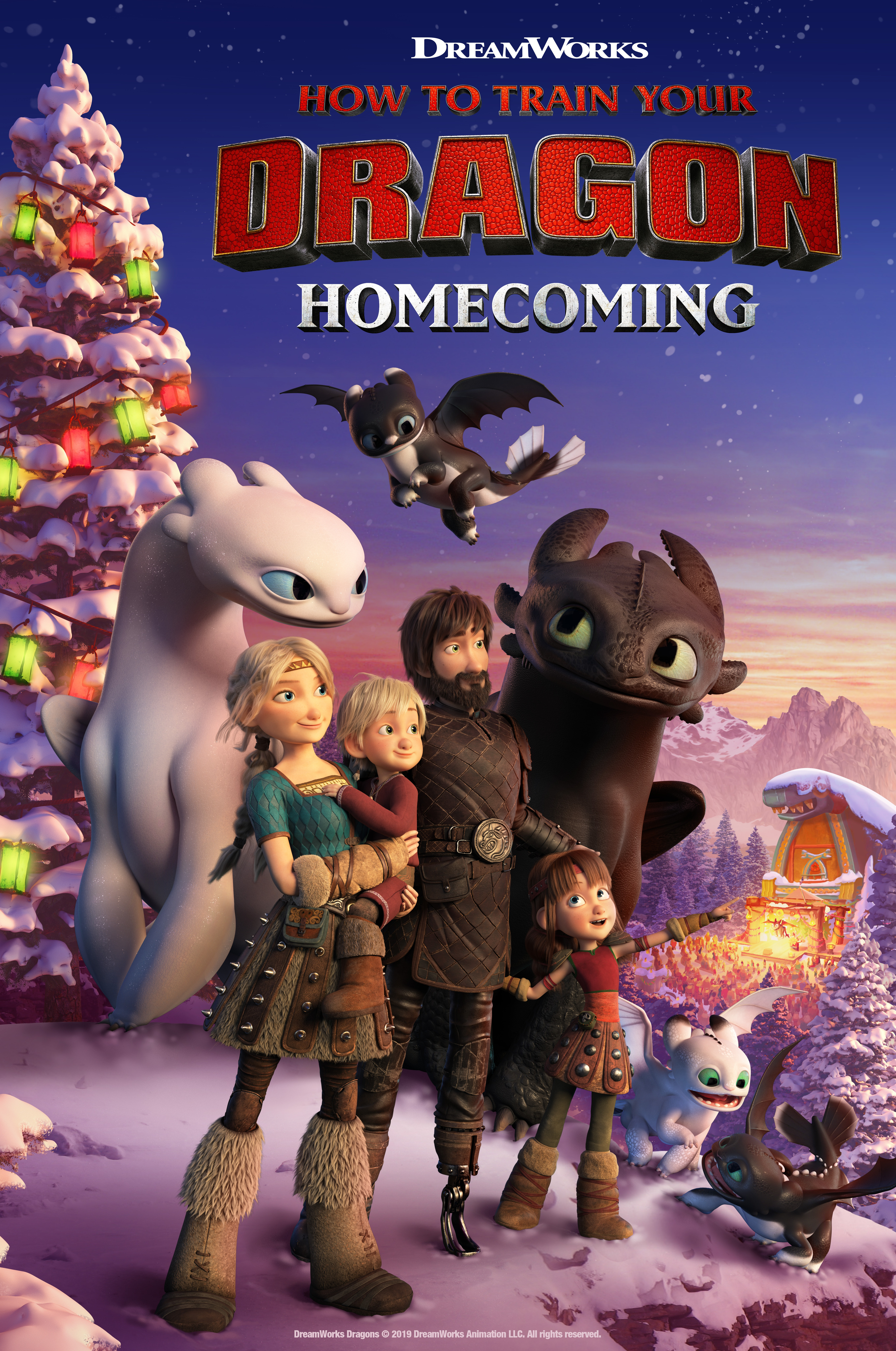 How to Train Your Dragon: Homecoming  How to Train Your Dragon