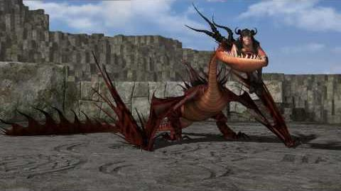 """DreamWorks' """"How To Train Your Dragon"""" - Dragon Training Lesson 3 The Monstrous Nightmare"""
